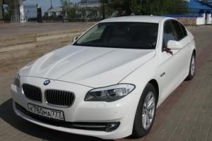 Автомобиль на свадьбу BMW 5