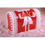 Сундучки на свадьбу для конвертов с денежными подарками