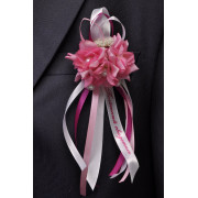 Свадебные значки, бутоньерки, бабочки для свидетелей, гостей жениха и невесты, фата для подружек невесты