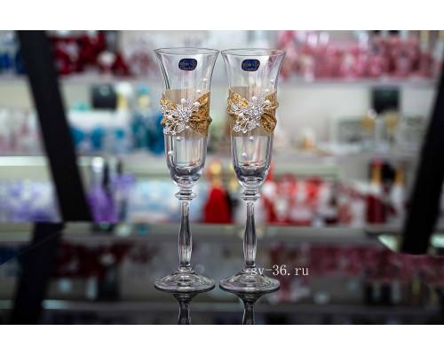 Свадебные бокалы F-13