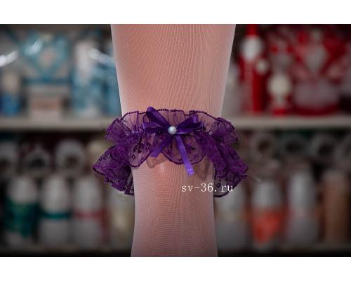 Подвязка невесты П-9