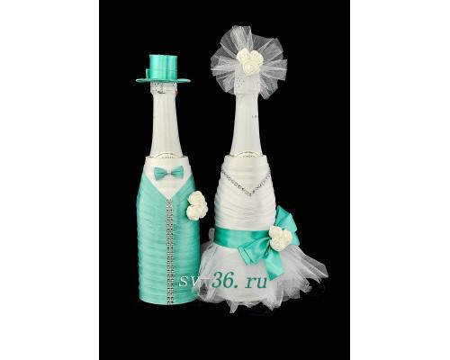 Украшение на шампанское У-13