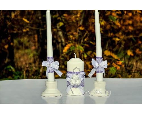 Набор свечей C-8